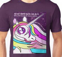 Gravity falls Unicorn Unisex T-Shirt