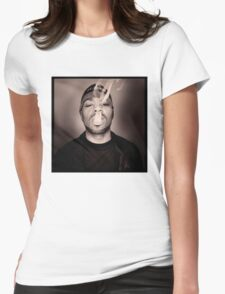 Method man Womens Fitted T-Shirt
