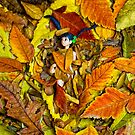 Anime Autumn by Daniel Panea de la Poza