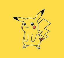 Pikachu! by arijenice