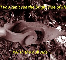 Polish The Dull Side by BobJohnson