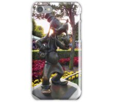 Goofy in the Hub iPhone Case/Skin