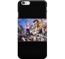 Seven deadly Sins iPhone Case/Skin