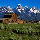 John Moulton Barn by Rick Louie