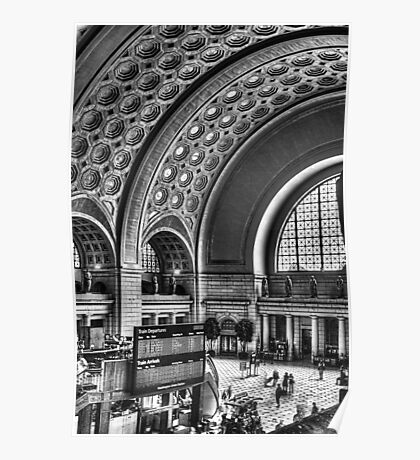 Union Station Poster