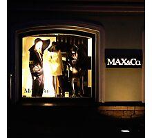 MAX&Co. Photographic Print