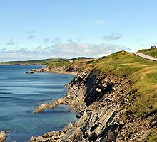 Cape Breton's rugged coast by Paul McKinnon