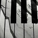 Piano Notes © by Dawn Becker