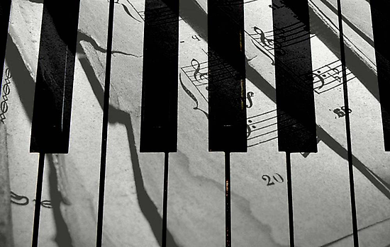 Piano Notes © by Dawn M. Becker