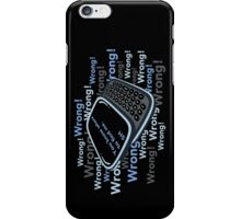 Texting Sherlock iPhone Case iPhone Case/Skin