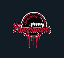 Shreveport Fangbangers iPhone Case by fishbiscuit