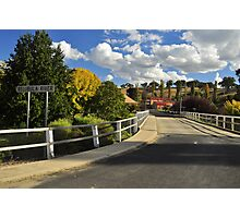 Carcoar Photographic Print