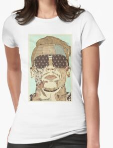 Macklemore, the New New Womens Fitted T-Shirt