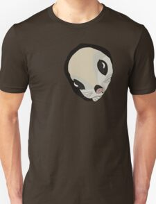 Japanese flying squirrel in a hole  Unisex T-Shirt