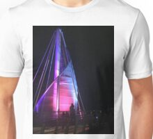 Playa De Los Muertos Pier Unisex T-Shirt