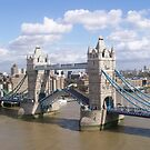 Tower Bridge  by KesiaHosking