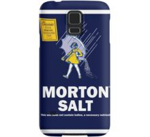 Morton Salt Samsung Galaxy Case/Skin