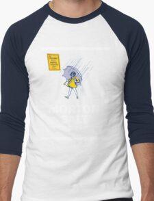 Morton Salt Men's Baseball ¾ T-Shirt