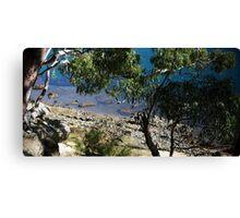 Gore Cove, Sydney Harbour Canvas Print