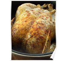 Roast Chicken Poster