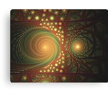 Schizoid Canvas Print