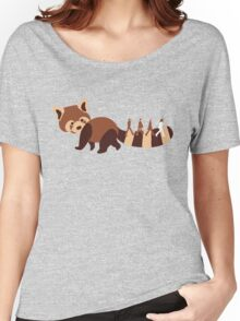 Beatles on tail Women's Relaxed Fit T-Shirt