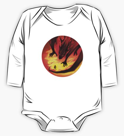 Smaug the Terrible One Piece - Long Sleeve