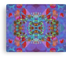 Butterfly Blossoms Canvas Print