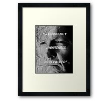 I Want My Country Back Framed Print