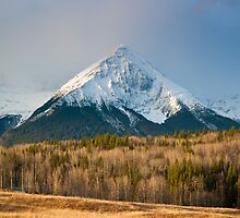 Hudson Bay Mountain 8857 by Curtis Cunningham