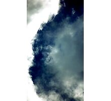 Cat Cloud Formation! Photographic Print