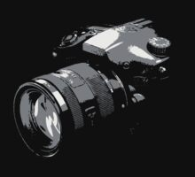 Photographer's camera photography by vincef71
