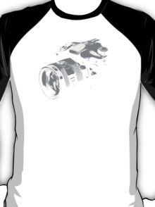Photographer's camera photography T-Shirt