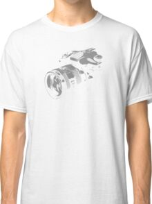 Photographer's camera photography Classic T-Shirt