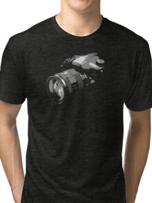 Photographer's camera photography Tri-blend T-Shirt