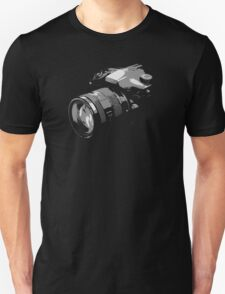 Photographer's camera photography Unisex T-Shirt