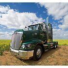 Kenworth 609 by LIFEPhotography