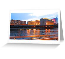 Thirtieth Street Station Greeting Card