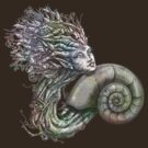 Spiral of life - Nature, Fibonacci T-Shirt by Zolicrayon