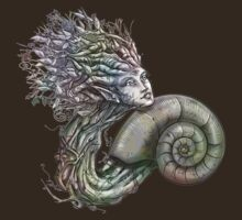 Spiral of life - Nature, Fibonacci T-Shirt T-Shirt