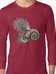 Spiral of life - Nature, Fibonacci T-Shirt Long Sleeve T-Shirt