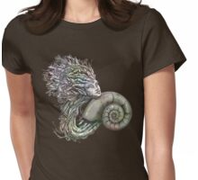 Spiral of life - Nature, Fibonacci T-Shirt Womens Fitted T-Shirt