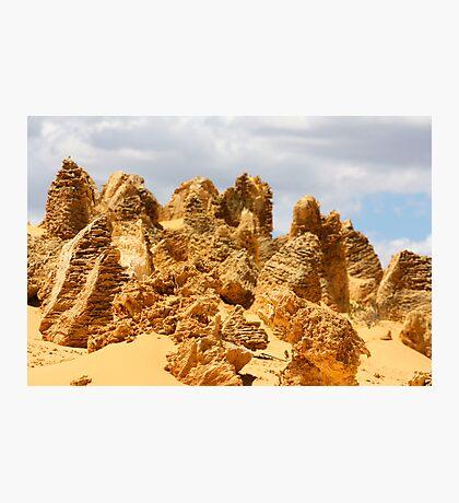 The Pinnacles 11 Photographic Print