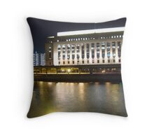 The IRS Building Throw Pillow