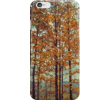 Autumn in the Blue Ridge Mountains iPhone Case/Skin