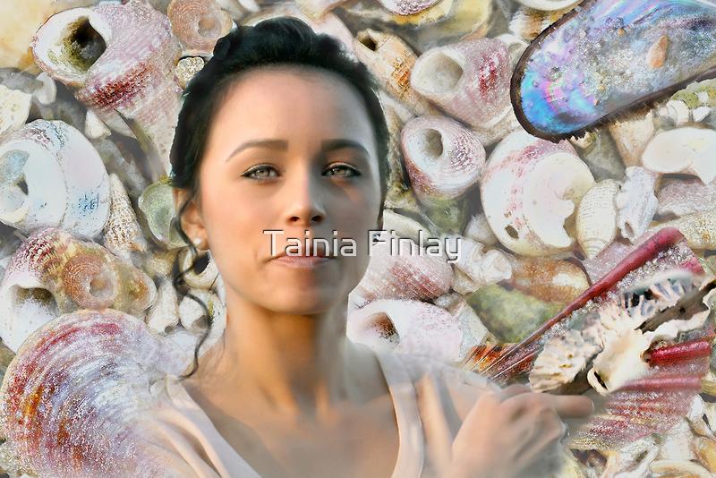 She Sells Sea Shells by Tainia Finlay