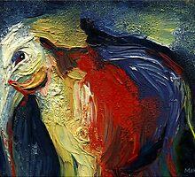Elefhant by Elena Makarova-Levina