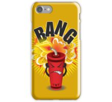 Bang iPhone Case/Skin