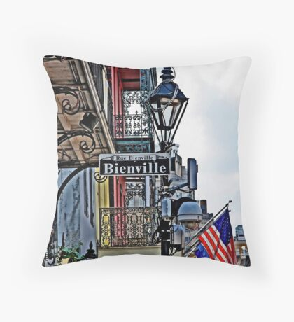 Rue B. Throw Pillow