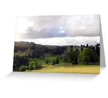 Spring from Pear Tree Lookout - A Thamo Greeting Card